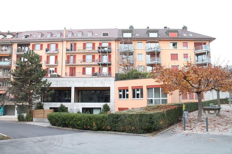 Einstellhallenplatz am Eigerplatz