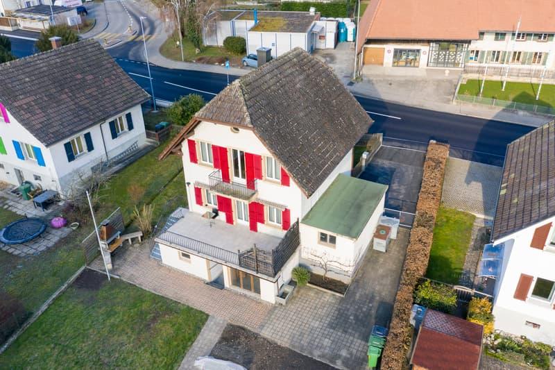 Einfamilienhaus mit viel Potenzial!