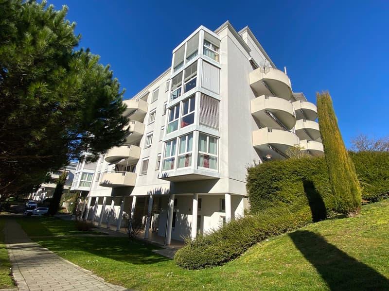 Appartement de 5,5 pièces en rez-de-jardin à Vidy