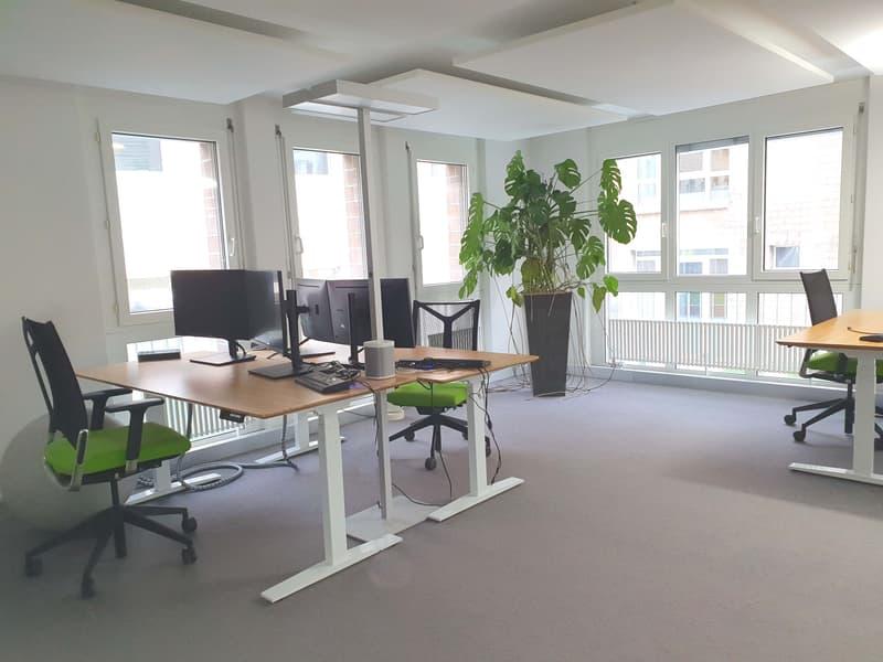 "Bürofläche direkt beim Zentrum ""Steinhölzli-Märit"""