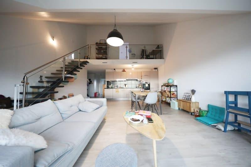 Sous-location Meublée - Magnifique 4,5p / 3 chambres / 2 SDB / Balcon