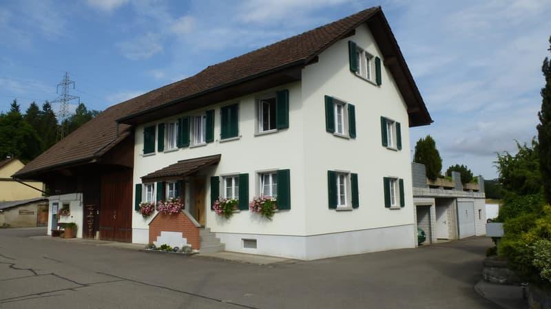 Grosszügiges Einfamilienhaus mit wunderschöner Terrasse