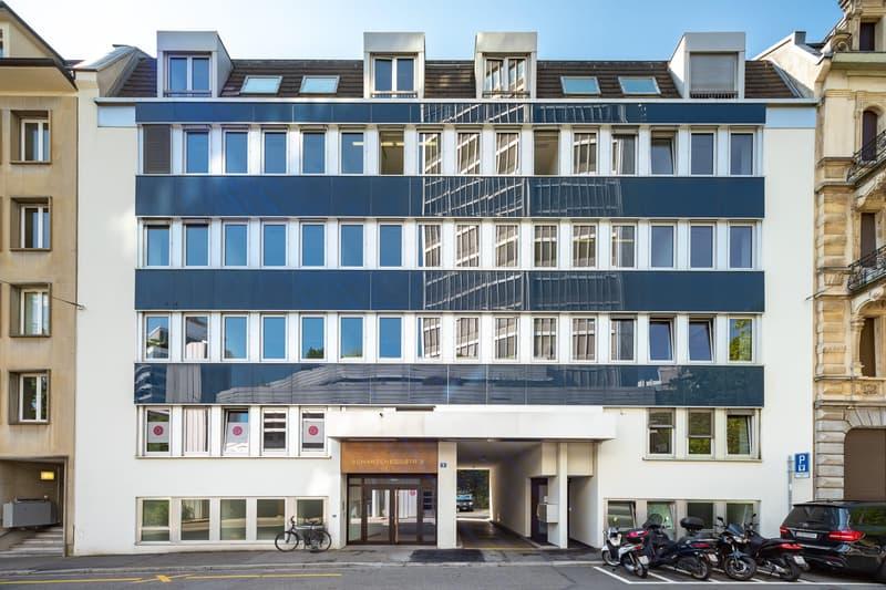 Modern ausgebaute Büroflächen im Herzen der Stadt Zürich