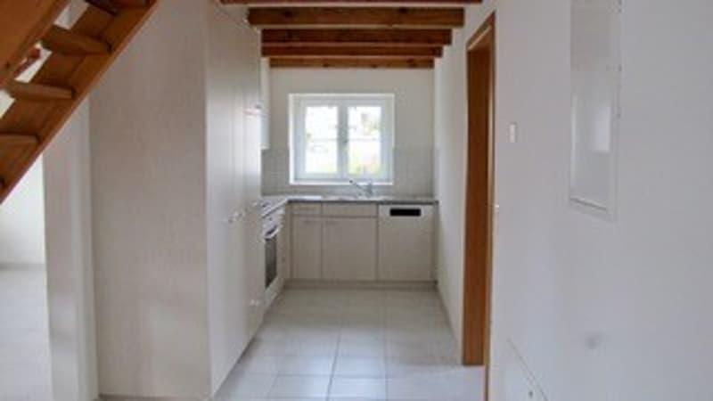 charmante 3.5-Zimmerwohnung im Dachgeschoss an ruhiger Lage zu vermieten
