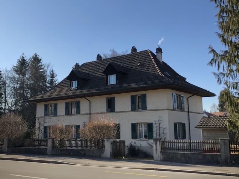 Liegenschaft Schwarzenburgstrasse 110, Liebefeld