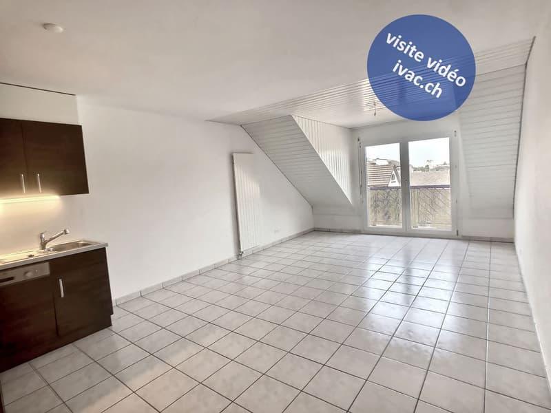 Appartement 3.5 pces (77 m2) à Payerne / VD
