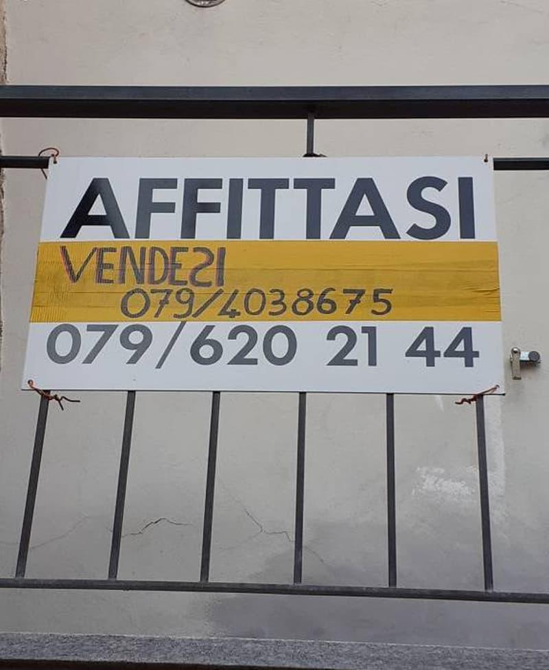 Affitto appartamento/(vendita stabile)