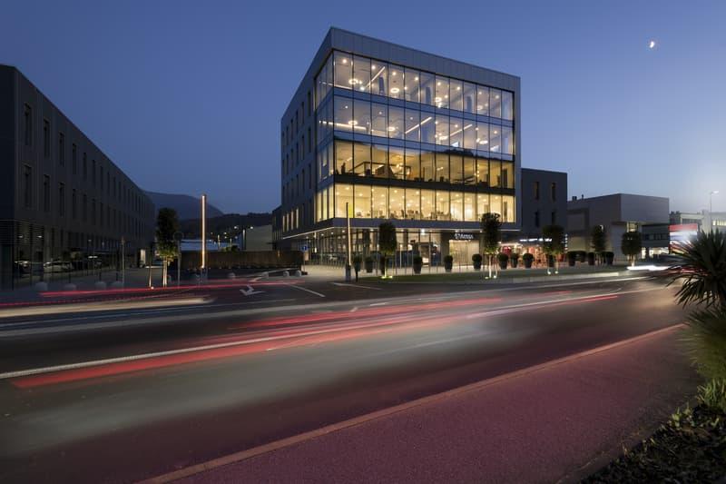 Prestigioso spazio commerciale nel Nuovo Centro Ambrosart - Manno