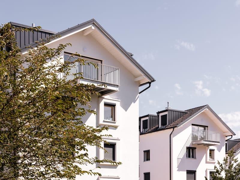 Wohnen über den Dächern von Safenwil
