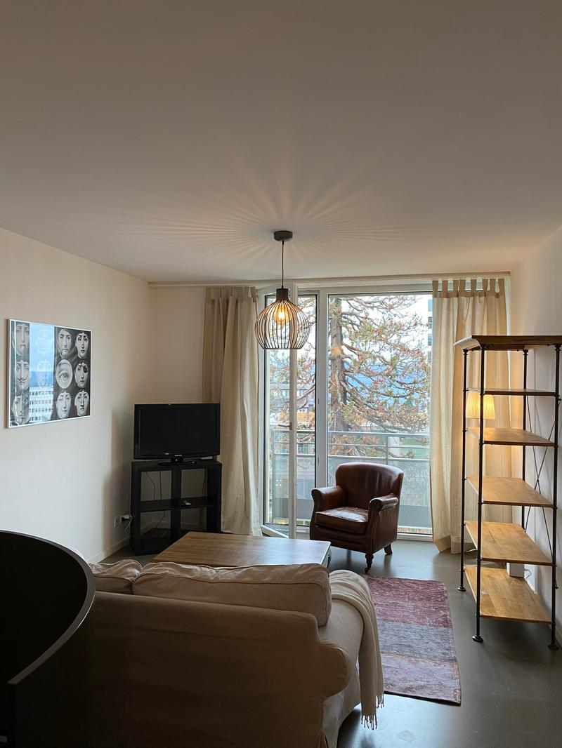 Appartement Moderne Meublé De 2,5 Pièces En Duplex - Lausanne