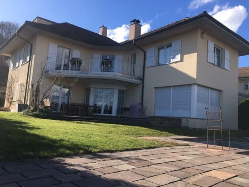 exklusives, familienfreundliches Einfamilienhaus mit Seesicht in Oberrieden