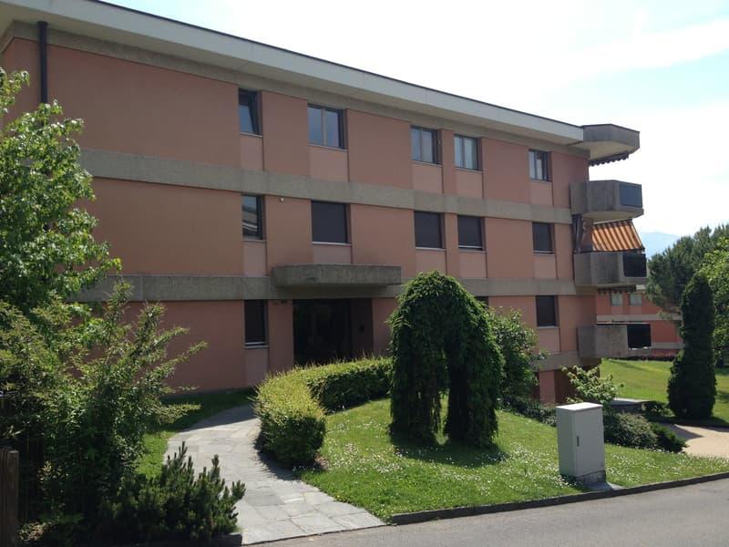 Bel appartement de 4.5 pièces avec terrasse