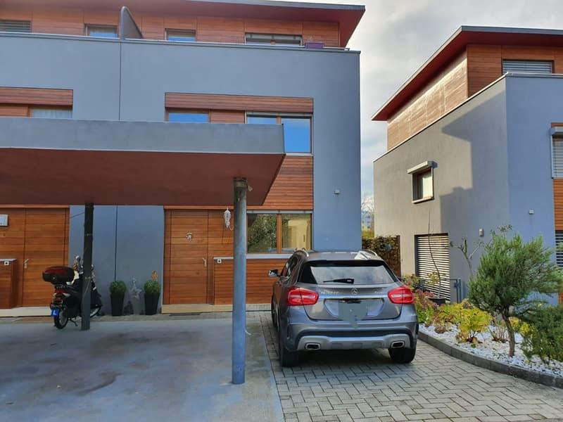 Villa contigüe récente - 4 chambres