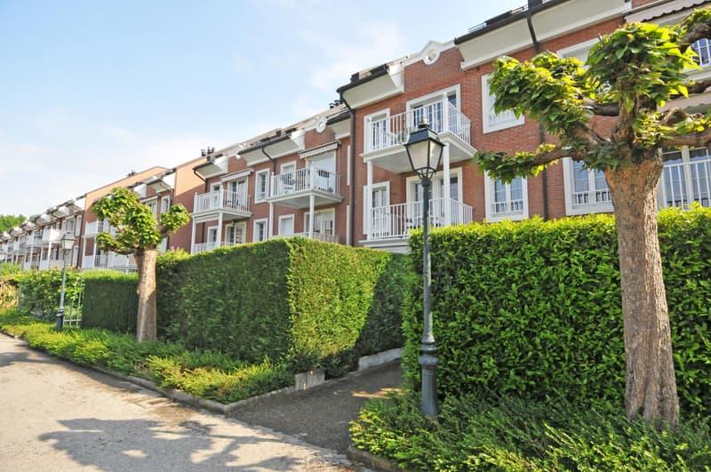 Superbe duplex de 6 pièces avec jardins