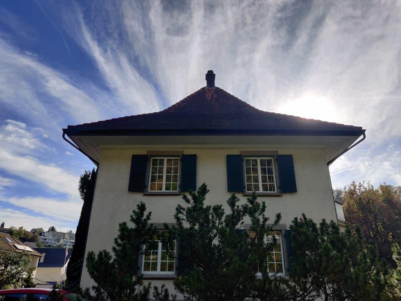 Bezauberndes 100jähriges Haus frisch renoviert mit viel Umschwung