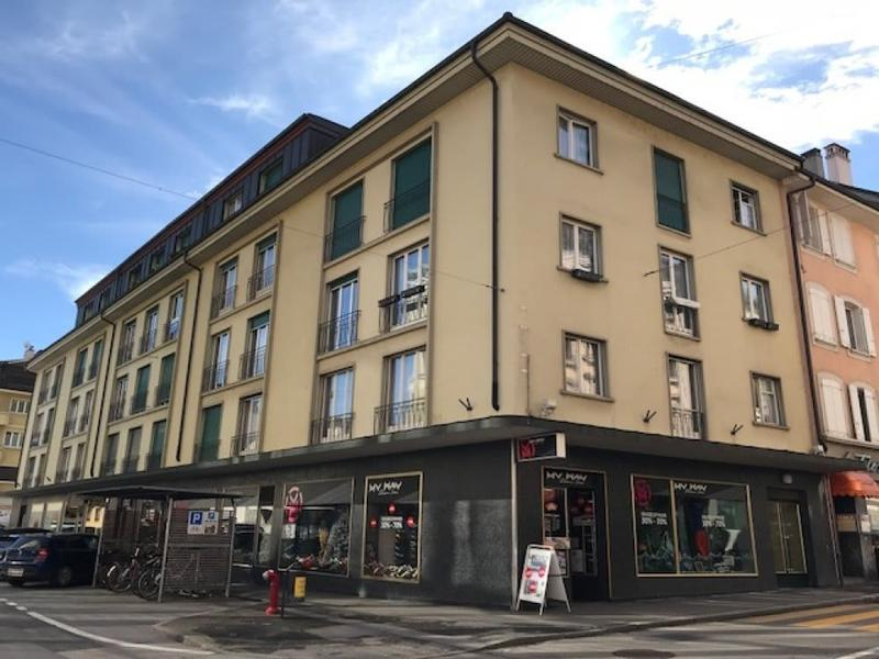 SAVOIE 2/GRAND-RUE/CHAPEL, Local commercial