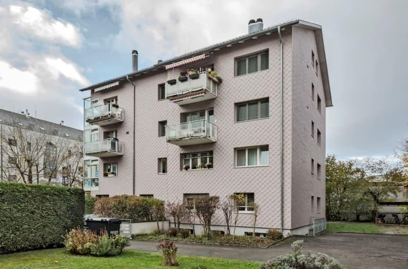 Sonnige und charmante Wohnung