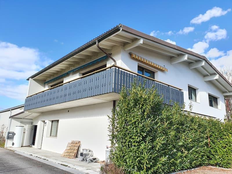 Superbe 4.5 pièces au 1er étage d'une villa - Vue panoramique sur les Dents-du-Midi