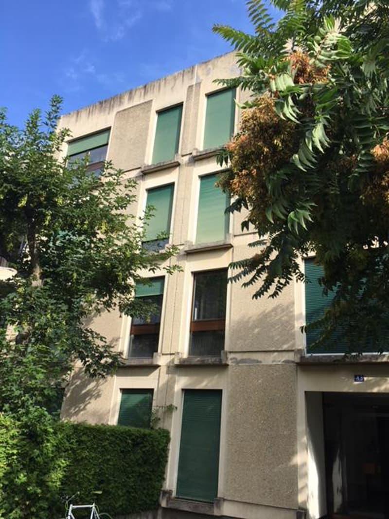 Appartement de 4 pièces au 3ème étage