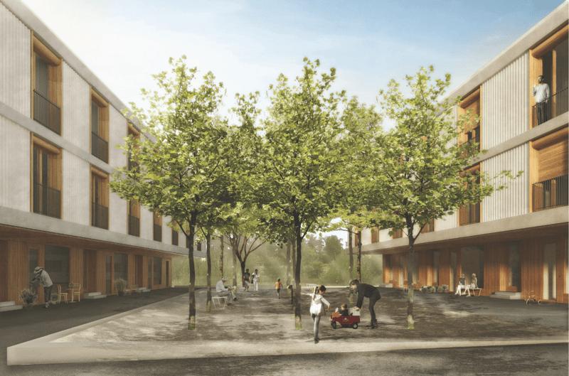Interessiert an genossenschaftlichem Wohnen? Neubau in Ettingen