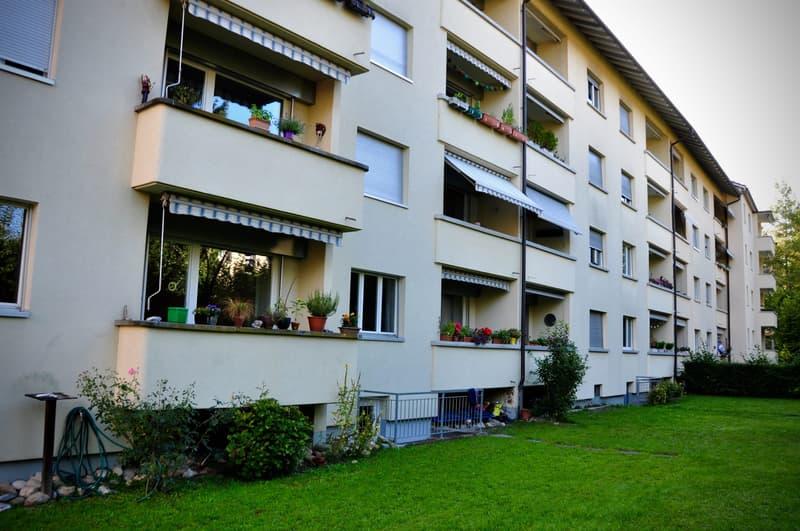 Schöne 3-Zimmerwohnung im stadtnahen Weissenbühlquartier!
