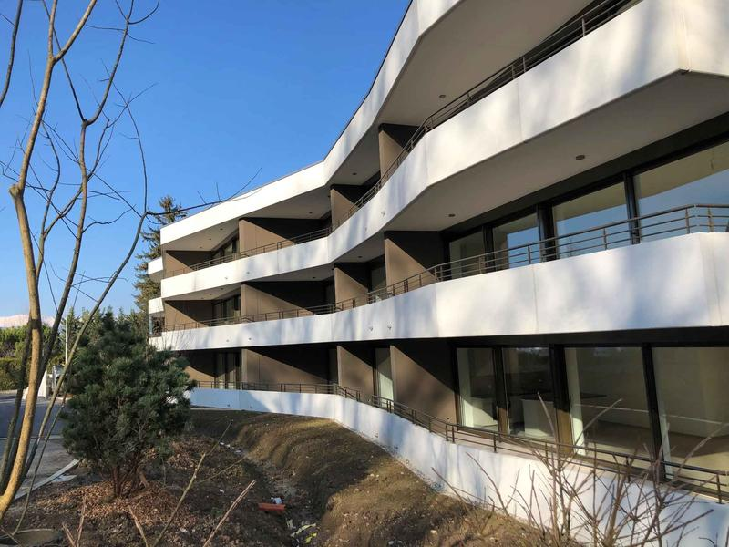 Logement A6 neuf de 4 pièces avec terrasse à Vandoeuvres