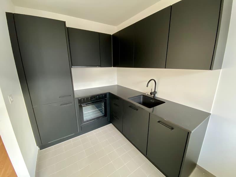 Küche (Aufgrund des baulichen Fortschrittes handelt es sich um Referenzbilder aus unterschiedlichen Wohnungstypen)