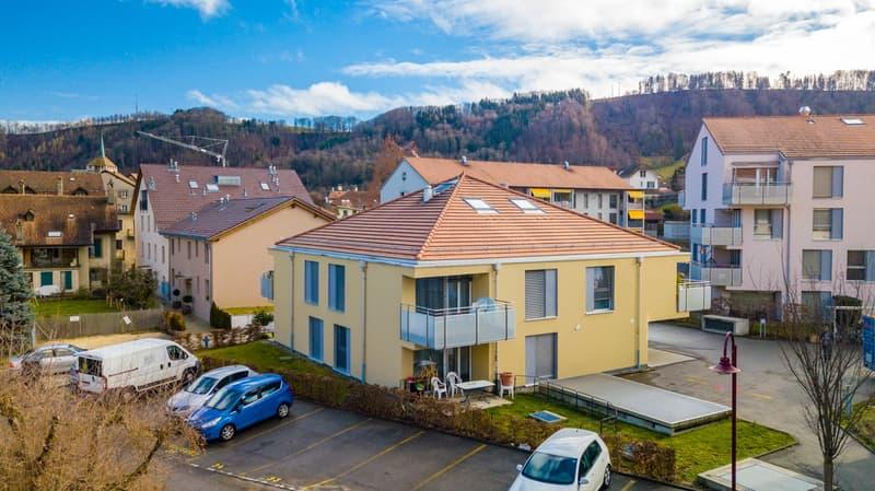 Acheter une Maison plurifamiliale à Moudon sur le Canton de Vaud en crowdfunding