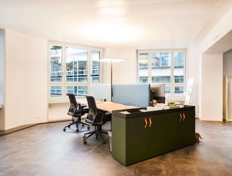 "Stylish and furnished office space next to ""Jelmoli"" (3)"