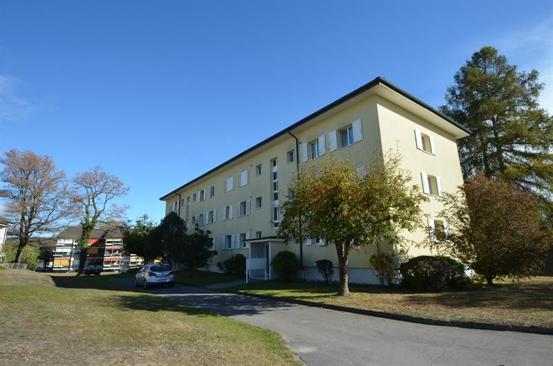 moderne 3-Zimmer-Wohnung in Murten