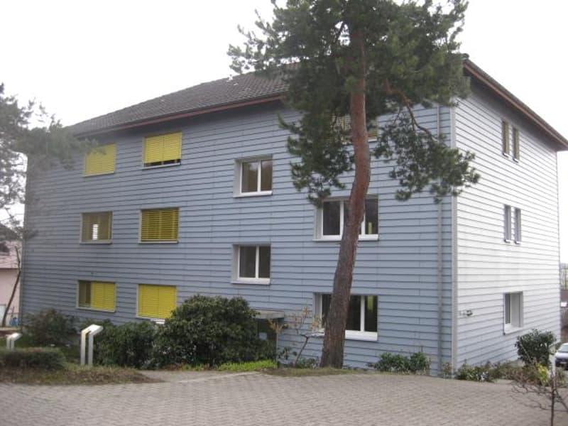 Aussenansicht Haus