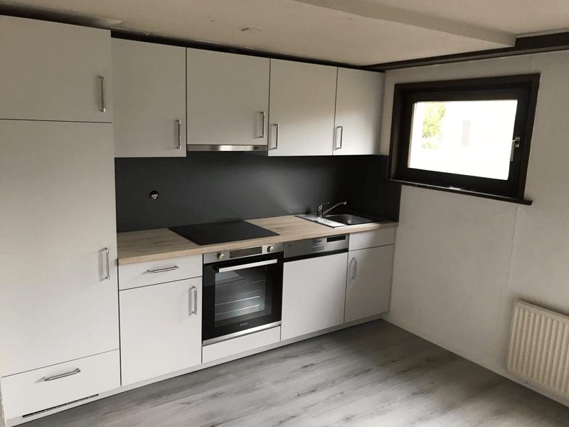 3.5 Zimmer-Wohnung mit neuer Küche und Geschirrspühler