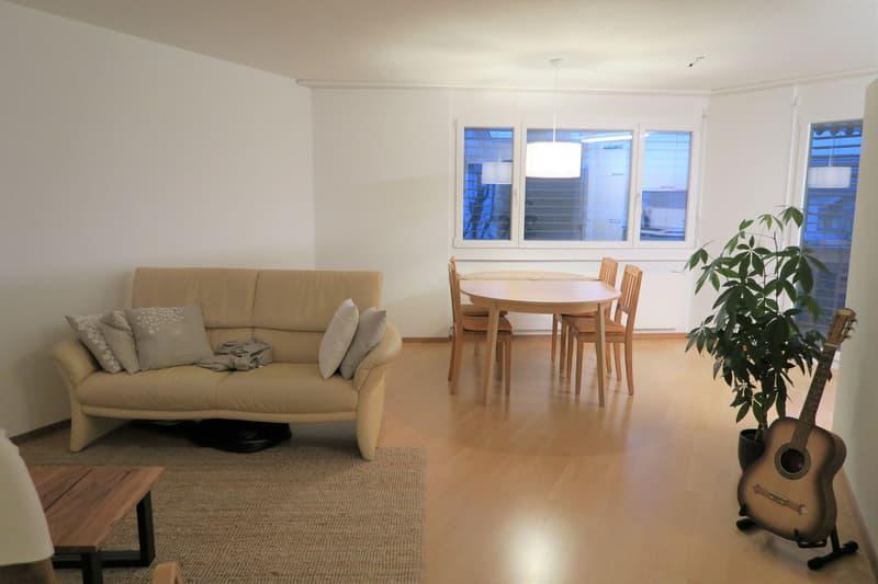 Moderne Wohnung in beliebtem Quartier
