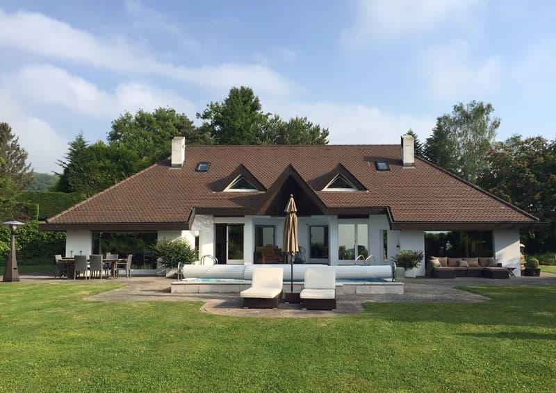 Splendide maison avec piscine