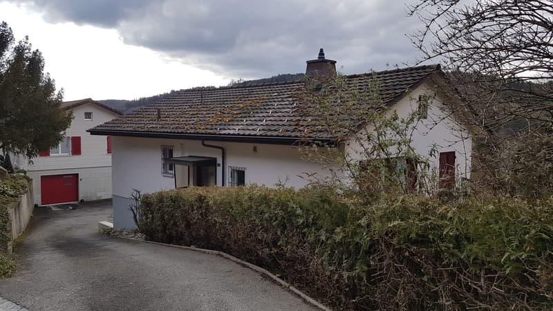 Einfamilienhaus ländliche,sonnige Lage