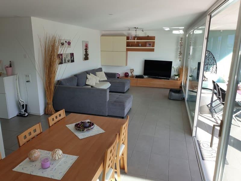 GORDOLA, Residenza Tre Torri Affittiamo appartamento di 4½ locali