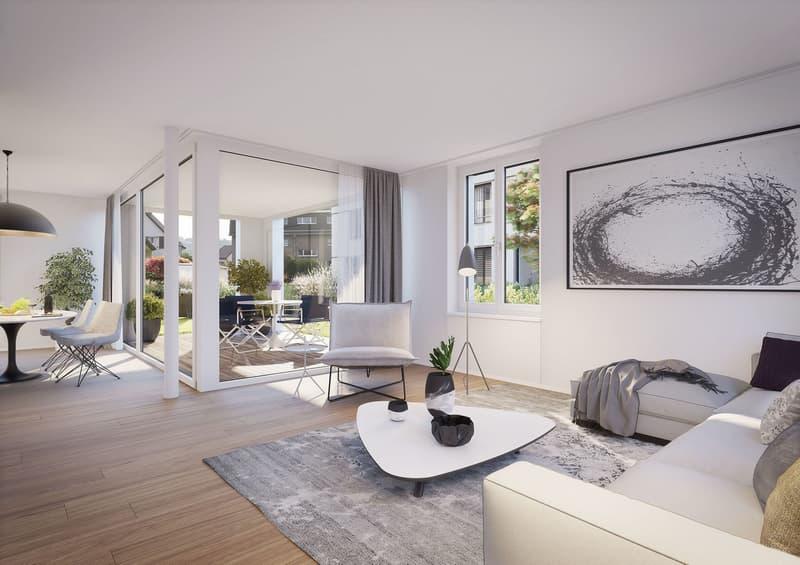 Neubauwohnung für Geniesser - Lifestyle pur