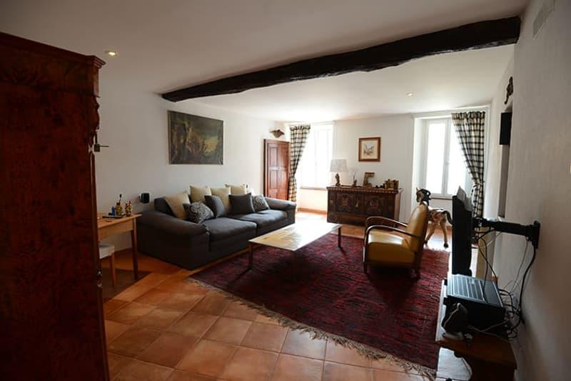Lugano, Pian Scairolo (Montagnola) grande appartamento di nucleo 140 mq