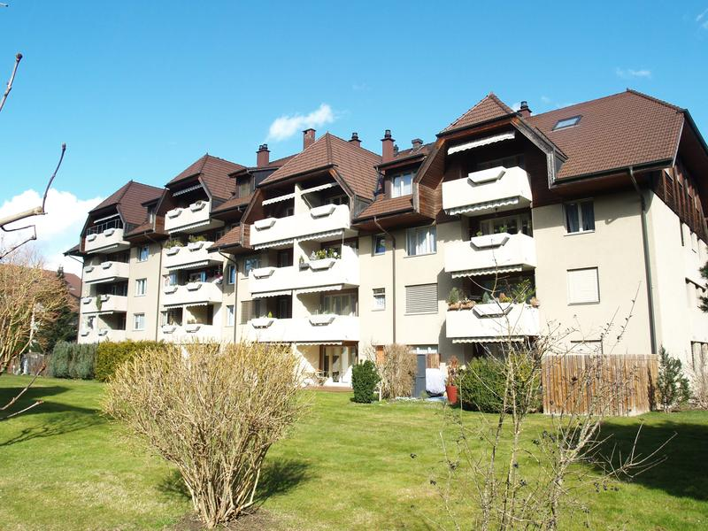 Moderne, gepflegte Maisonette-Dachwohnung an ruhiger Lage!