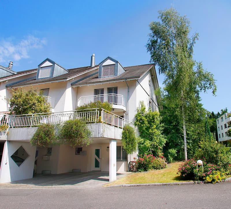 Eck-Einfamilienhaus Thorenbergmatte 19, 6014 Luzern