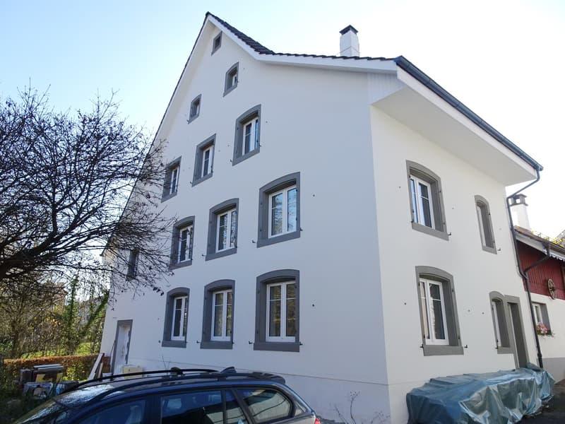 Mehrgenerationenhaus mit drei Wohnungen
