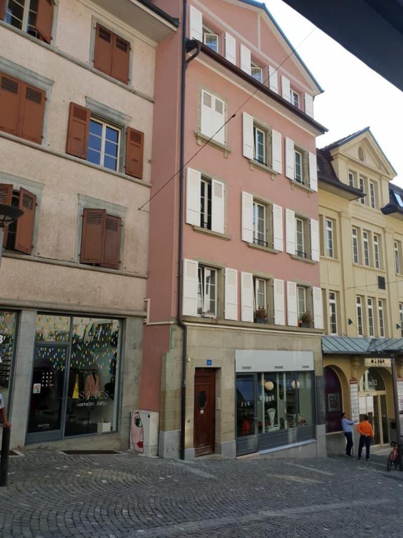 Rue de la Mercerie 18, 1003 Lausanne