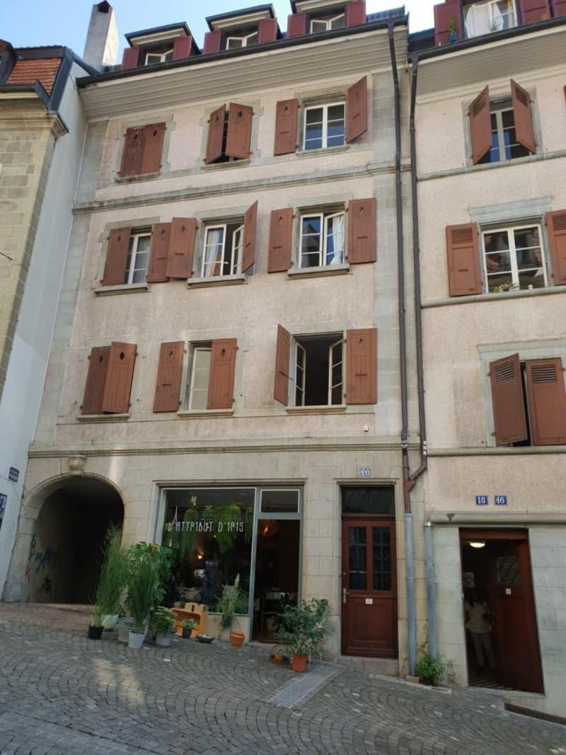 Rue de la Mercerie 20 à 1003 Lausanne