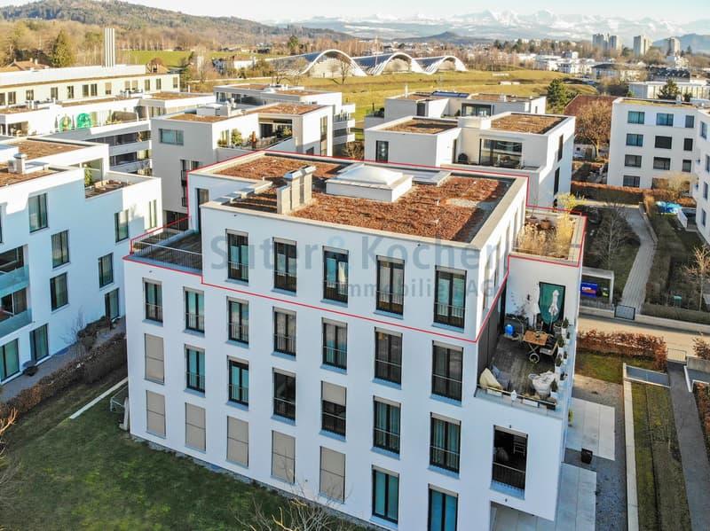 Exklusiver 4.5-Zimmer Wohntraum im Berner Schönberg-Quartier