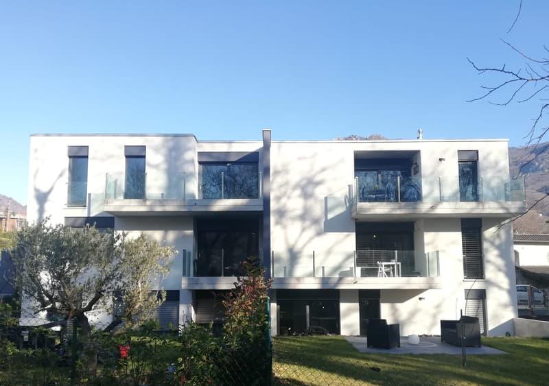 Nuovo appartamento in bella zona residenziale