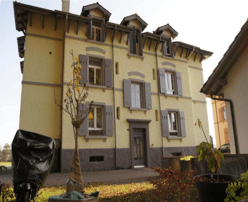 Attraktive Attika-Wohnung in Roggwil BE