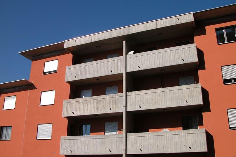 Cadempino Appartamento di 3.5 locali al terzo piano
