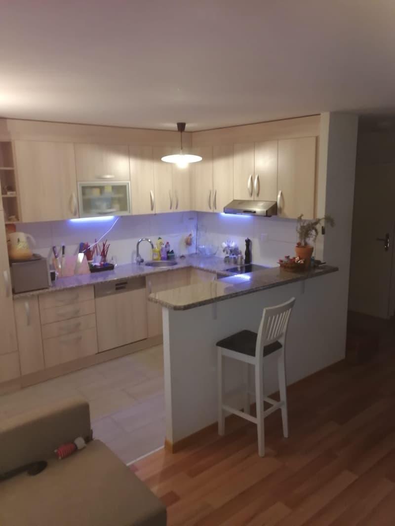 Schöne, renovierte 2.5-Zimmerwohnung