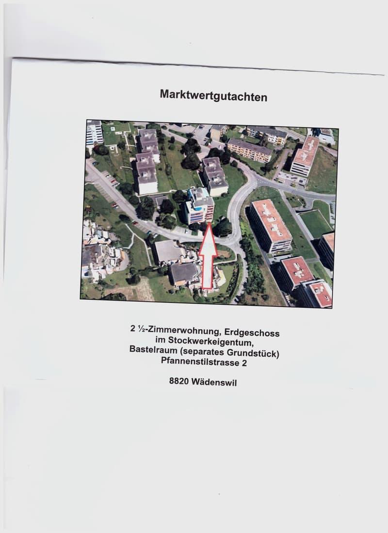 2.5 (3.5)-Zimmer-Eigentumswohnung