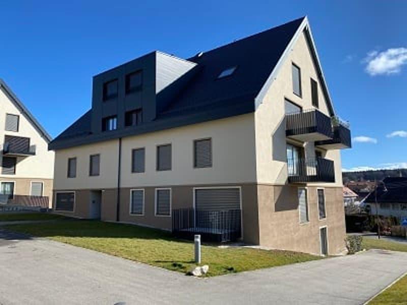 Spacieux appartement  de 2½  pièces en duplex avec balcon